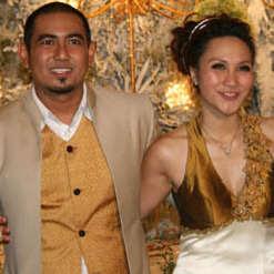 sabria kono and rio febrian married