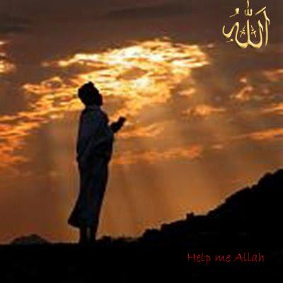 help me ya Allah