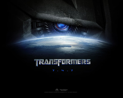 Transformers Teaser Wallpaper