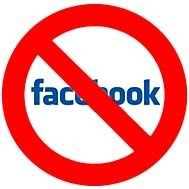say no to facebook