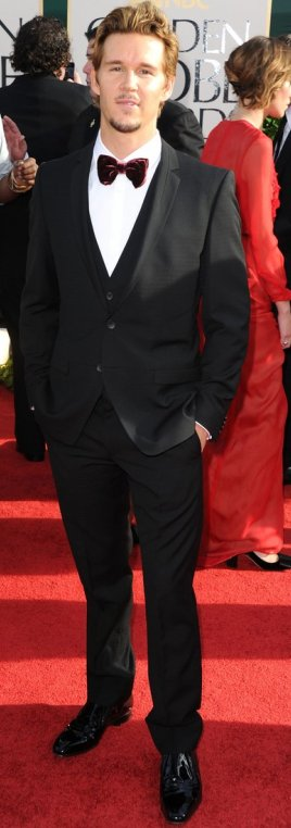 brad pitt 2011 golden globes. Brad Pitt Golden Globes 2011