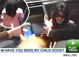 0319 jacko Michael Jackson Hoods Children