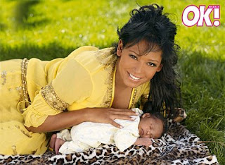 melanieb babyx large More Mel B Baby Pictures