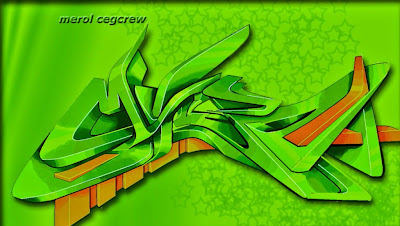alphabet graffiti, graffiti alphabet, 3d graffiti
