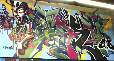 graffiti art, graffiti tribal, murals graffiti