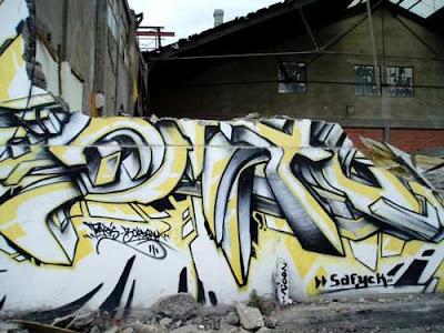graffiti alphabet, graffiti art