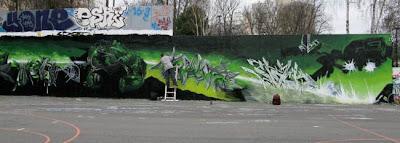 graffiti art-graffiti alphabet