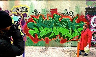 Graffiti Alphabet, graffiti letters, graffiti art