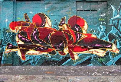 graffiti alphabet, graffiti bubble letters, graffiti letters