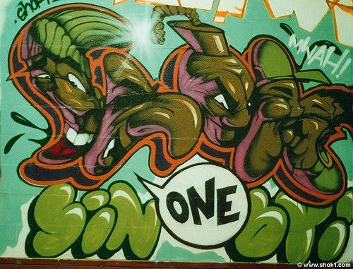Graffiti scoll arts tagging graffiti alphabet bubble letters - Graffiti bubble ...