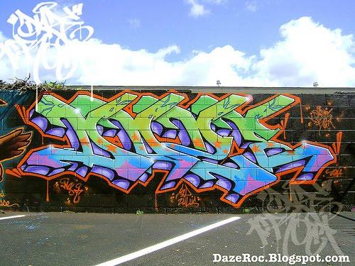 graffiti lettering alphabet. Graffiti Letters : Street Art