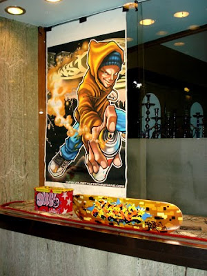 graffiti art, art, murals graffiti