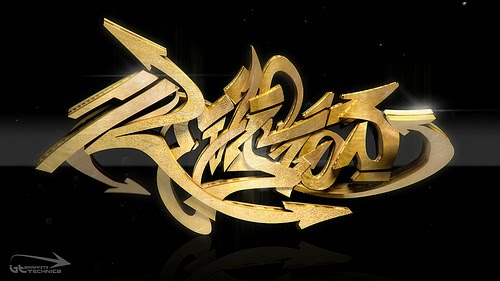 3D Graffiti Alphabet Cool Letters. Posted by celebrity tattoos designs at
