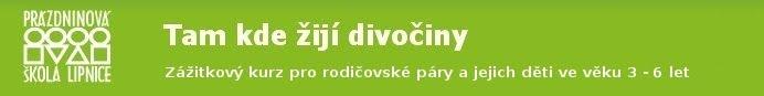 Aktivní dovolená pro rodiče a děti 3 - 6 let