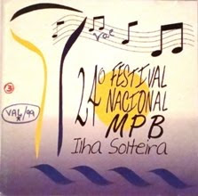24º Festival Nacional de MPB Ilha Solteira