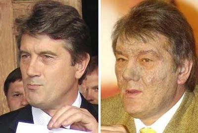 הרעלת דיוקסין גרמה לנזק בלתי הפיך לנשיא אוקראינה ויקטור יושצ'נקו