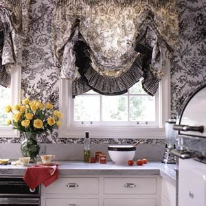 Toile Kitchen