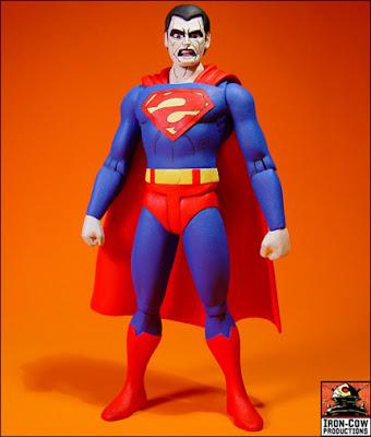 DC Super POwers o Super amigos Customs increibles! Bizarro