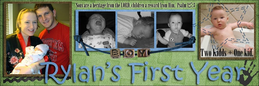 Rylan's First Year
