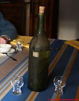 Verveine maison, mise en bouteille en 1960