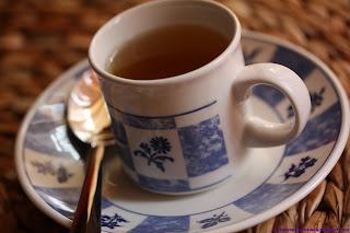 Thé de violette