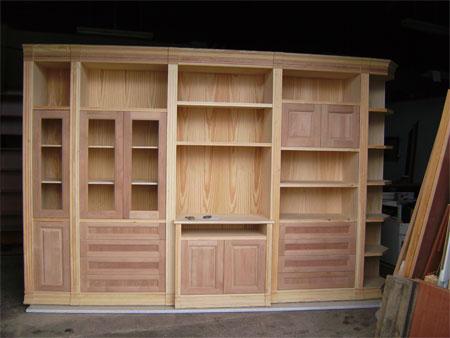 Suritama muebles a medida techos p rgolas barandas - Muebles el artesano ...