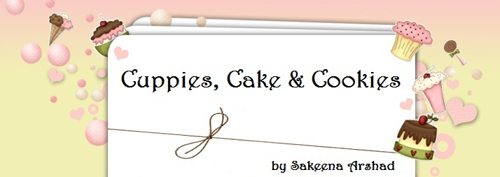 Cuppies, Cake & Cookies