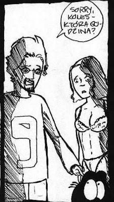 Herr Zeba i Frau Hannia: W poszukiwaniu tego, co sypie.