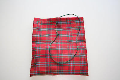 como hacer un bolso para pinturas