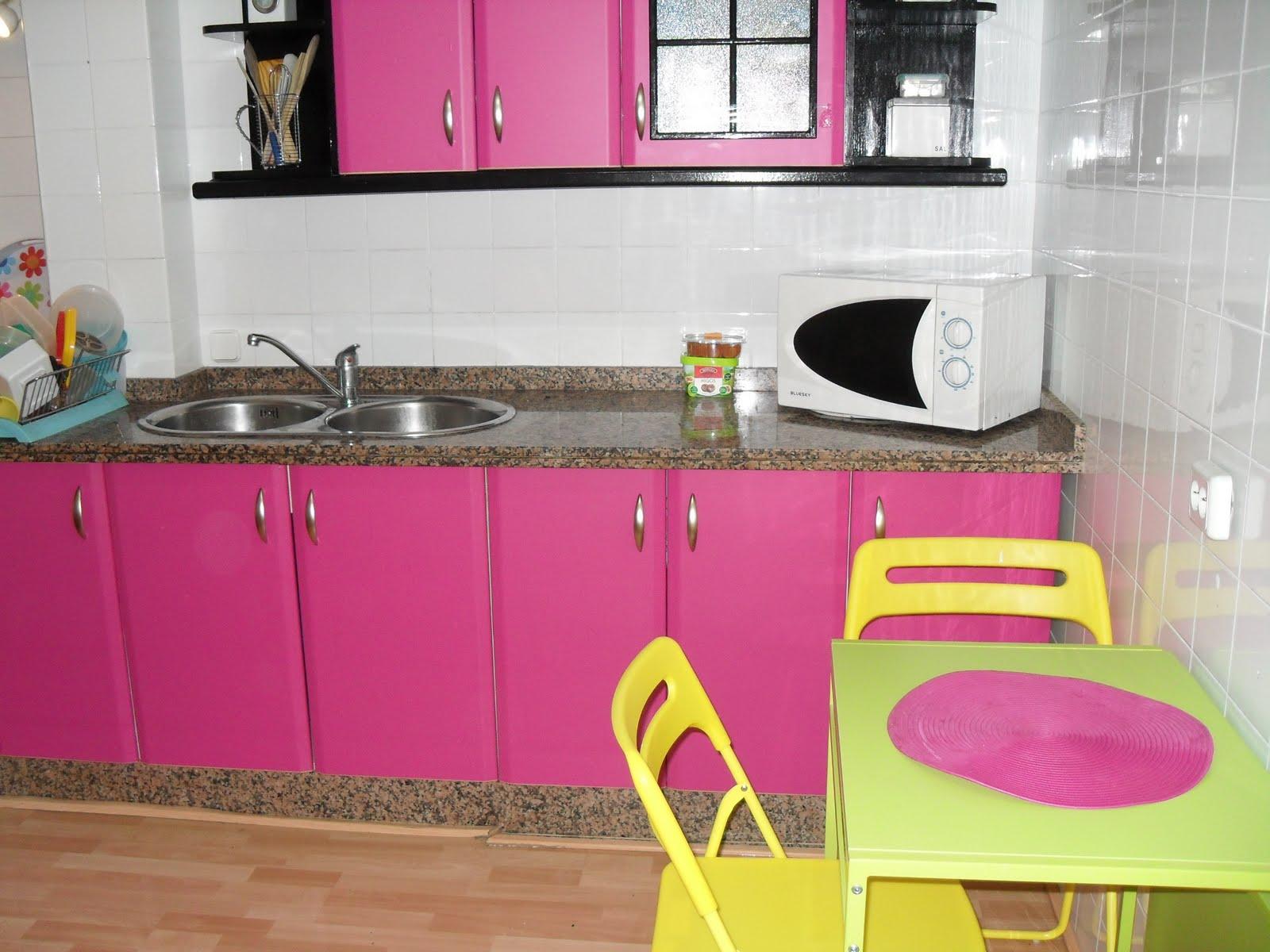 Naifandtastic decoraci n craft hecho a mano for Con que limpiar los armarios de la cocina