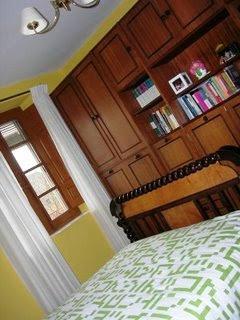 alcuetas, casa rural, muebles
