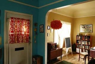 decoración, diseño, espacios pequeños, hogares