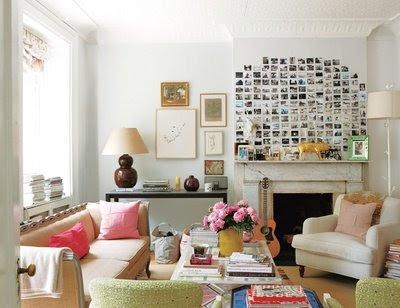 decoración, salones, inspiración