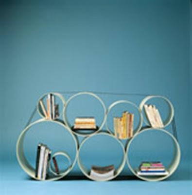 Estanterías de diseño: Pil Bredahl