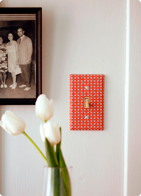 light-switch, interruptor de la luz decorado