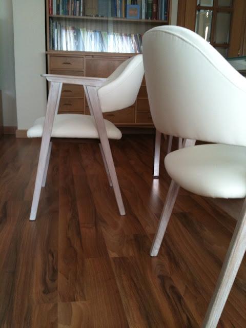 Antes y Después/Before and After, Reciclado, Restauración, , sillas