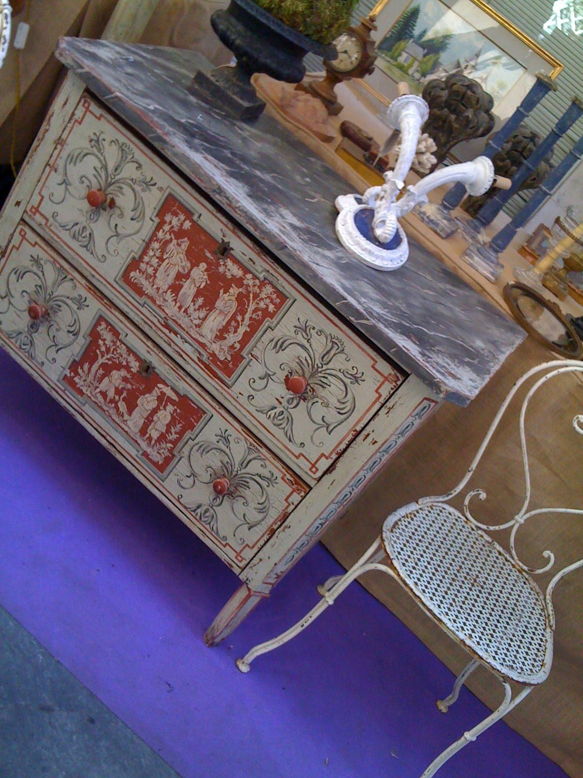 Naifandtastic decoraci n craft hecho a mano - Mercadillo antiguedades ...