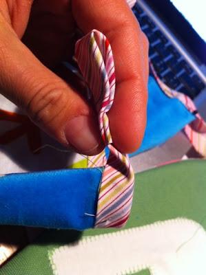 Tutorial: Como hacer una guirnalda