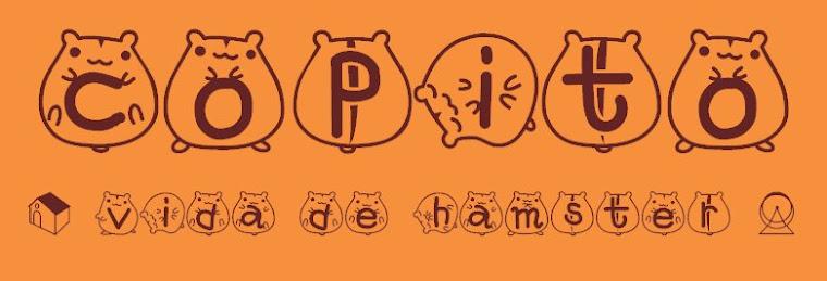 Copito :: vida de hamster