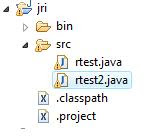 R and Java – JRI using eclipse.