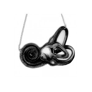 Cochlea Necklace