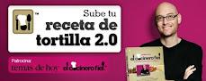 <br><br><br><br><br><br>Premio CANAL COCINA recetas de tortilla