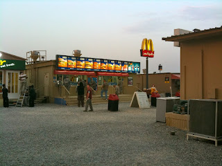 My adventures in southwest asia ali al salem part ii probably the only location in the army that has a mcdonalds on post not only that but one that stays open 247 everyday i wasnt motivated enough to eat sciox Images