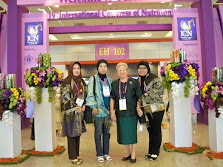 International Congres of Nutrition At Bangkok