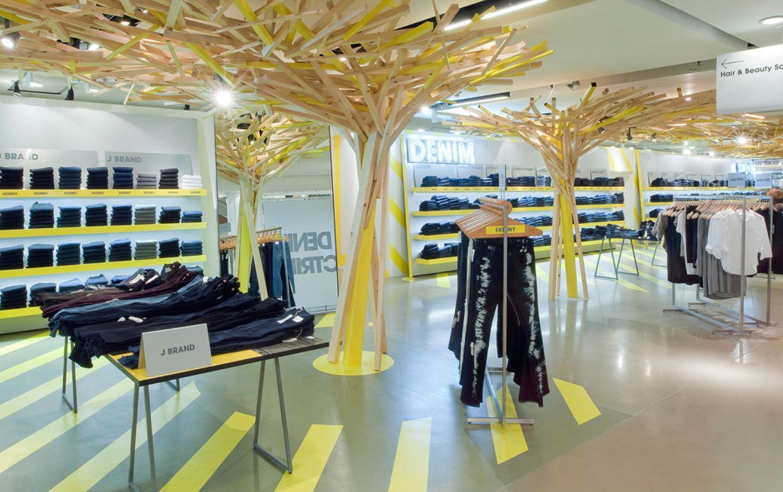 The daily brot fat selfridges interior london for London interiors
