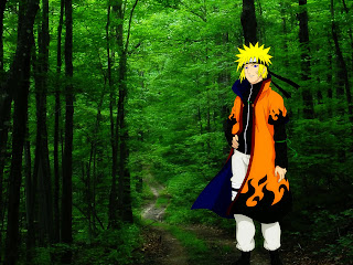 Hokage With Natural Atmosphere