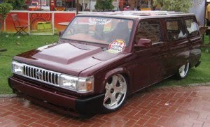 Photo of Kijang Grand Modifikasi