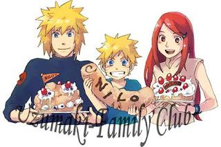 Uzumaki famili wallpaper