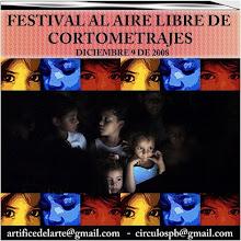 FESTIVAL AL AIRE LIBRE DE CORTOMETRAJES