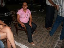 Vereadora Zinha Oliveira na Festa de Macujê - Aliança - PE